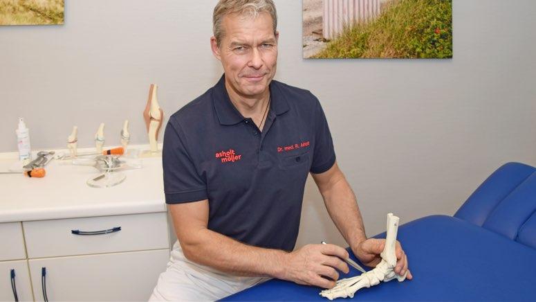 Gelenkoperationen & Unfallchirurgie Asholt und Möller